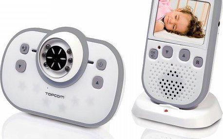 Elektronická videochůvička Topcom BabyViewer 4200