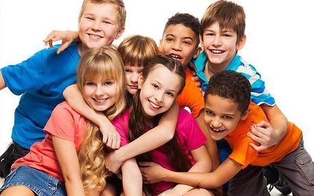 Příměstský tábor pro děti v Brně - 1 den