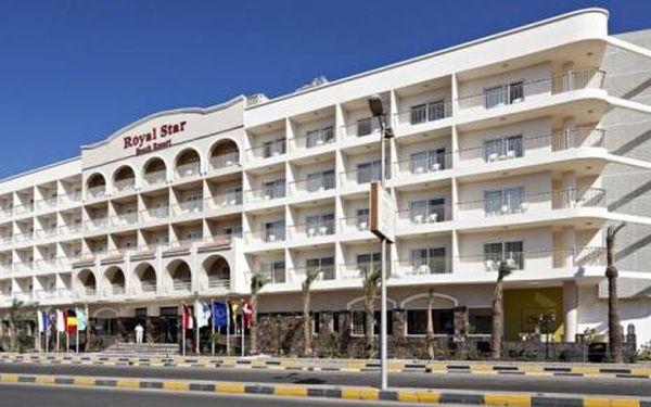 Egypt, oblast Hurghada, doprava letecky, all Inclusive, ubytování v 4* hotelu na 8 dní