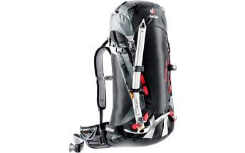 DEUTER Guide 35+ black-titan expediční batoh
