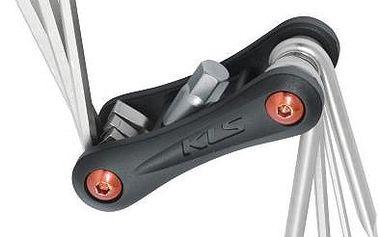 Imbusové klíče KLS Stinger 8