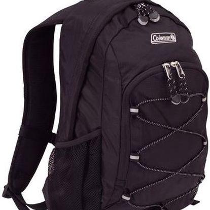 COLEMAN Walk-Holic 15 černá městský batoh