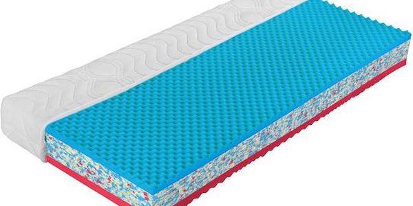 Matrace s extrémně vysokou nosností a spánkovým komfortem