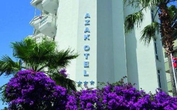 Turecko, oblast Alanya, doprava letecky, polopenze, ubytování v 3,5* hotelu na 9 dní