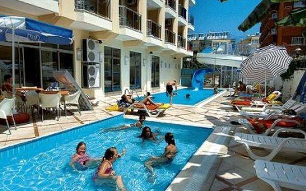 Turecko, oblast Alanya, doprava letecky, all Inclusive, ubytování v 4* hotelu na 9 dní