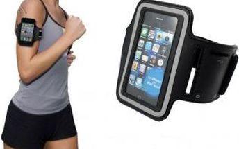 99 Kč za sportovní pouzdro na chytré telefony. Pouzdro je vhodné pro telefony Iphone, Samsung a další. Doručení v ceně!