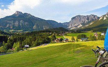 Třídenní odpočinek v malebné rakouské přírodě