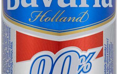 Bavaria Bavaria Holland Nealkoholické pivo 500ml