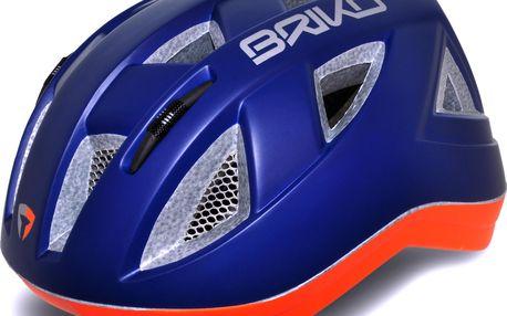 Velmi bezpečná dětská cyklistická helma B015