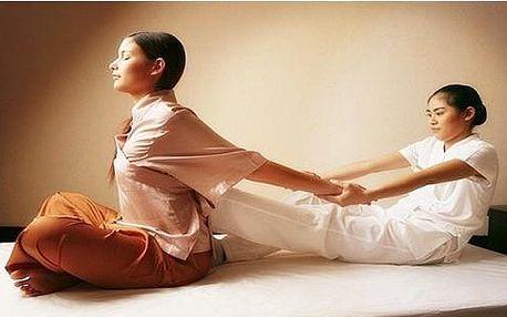 Pravá thajská masáž