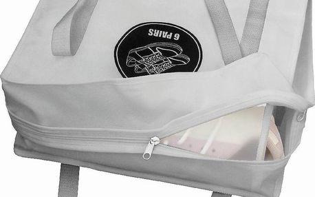Cestovní vak na boty Travel Bag White