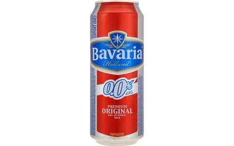 Bavaria Bavaria Holland Nealkoholické pivo 500ml