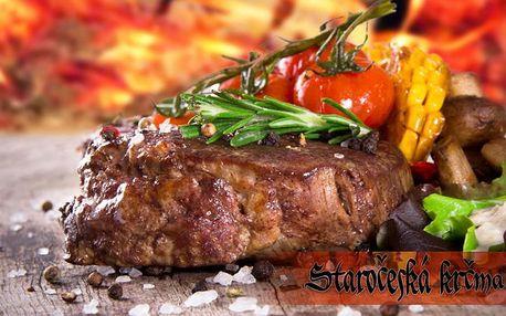 Vyhlášená STAROČESKÁ KRČMA v Dejvicích! Sleva 50 % na celý jídelní lístek včetně staročeských specialit!