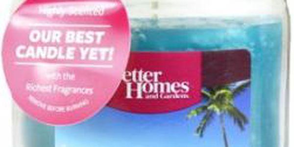 Better Homes Vonná svíčka, Tropická písečná pláž, 510g