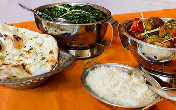 550 Kč na konzumaci v indické restauraci Everest