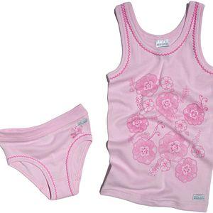 kalhotky růžové dívčí kalhotky spodní prádlo kalhotky ...