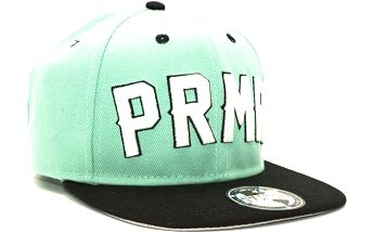 Kšiltovka Premier Fits PRMR Green/Black Snapback