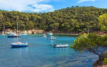 5denní zájezd do Marseille a na rajský ostrov Porquerolles