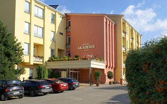 Hotel Akademie a Vila Jarmila - Velké Bílovice, Česká republika, vlastní doprava, strava dle programu