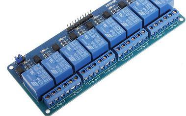 8x relé modul pro Arduino 5 V / 10 A