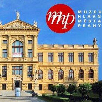 Vstupenky do muzeí hlavního města Prahy i na pražské věže