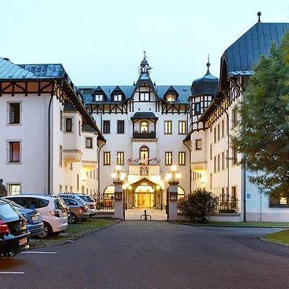 Hotel OREA Hotel Monty - Mariánské Lázně, Česká republika, vlastní doprava, strava dle programu