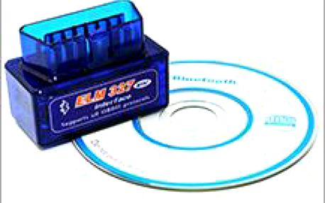 Bluetooth diagnostika