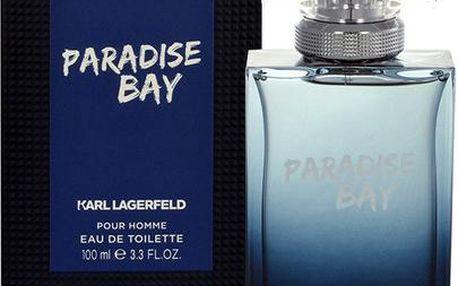 Toaletní voda Lagerfeld Karl Lagerfeld Paradise Bay 50ml EDT M