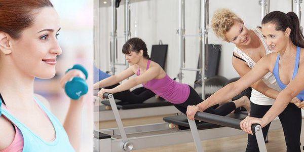 Permanentka do posilovny Ladies Fitness, vibrační plošina, příjemné prostředí, odborný personál.