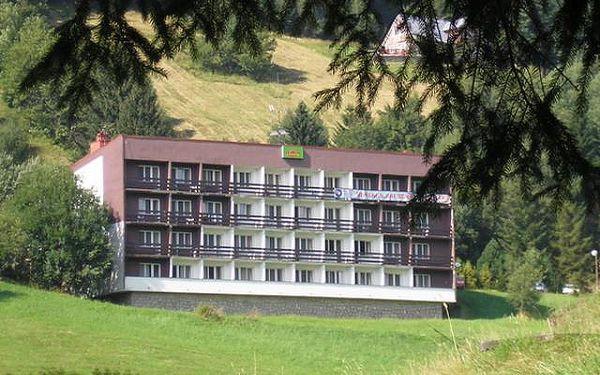 Hotel Javor - Malá Úpa, Česká republika, vlastní doprava, strava dle programu