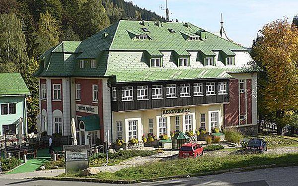Hotel Hořec - Pec pod Sněžkou, Česká republika, vlastní doprava, strava dle programu