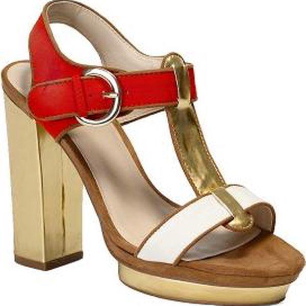 Bullboxer - Sandály na podpatku