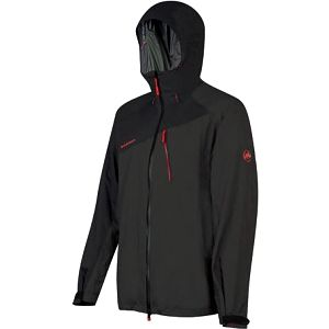 Pánská outdoor bunda MAMMUT Creon Jacket Men graphite-black vel. L