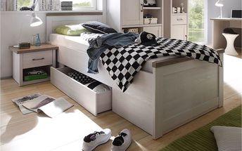 SCONTO LUCA Dětská postel