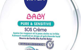 Pure&Sensitive SOS krém 150ml