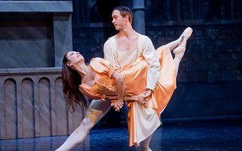 Baletní představení Romeo a Julie v Praze