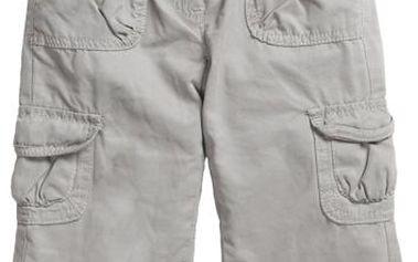 Chlapecké kalhoty - šedé
