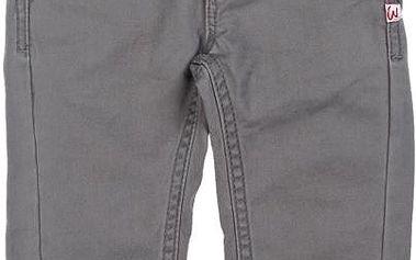 Chlapecké šedé kalhoty