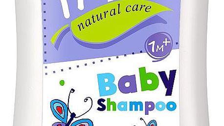 Natural Care dětský šampón 200 ml