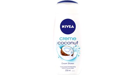 Coconut Cream sprchový gel 250ml