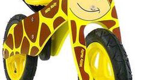 Dětské odrážedlo - žirafa