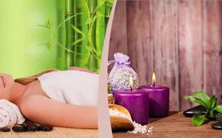 Aromaterapeutická olejová masáž s 5 bonusy…