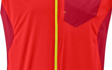 Salomon Fast Wing Vest M, červená, XL