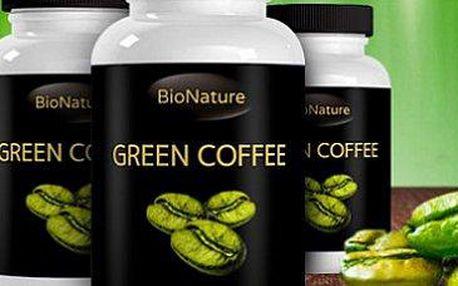 Tablety Green Coffee (60, 90 nebo 120 tablet): hubněte bez jojo efektu!
