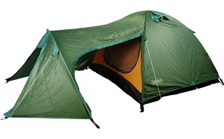 Prima Camp Alu Green