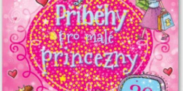 Příběhy pro malé princezny Na všechny malé princezny čeká v této knížce 20 kouzelných příběhů o překvapivých večírcích, hodných dracích a mnohém dalším. Stačí jen rozvázat mašličku...