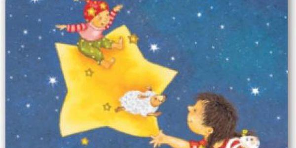 Příběhy před spaním s velkými písmeny Půvabná knížka, najdete zde roztomilé příběhy na dobrou noc: o hvězdičkách, o usínání a snech, o sluníčku a počasí, o měsíčku a jeho proměnách, o přátelství, o ročních obdobích, ... Je vytištěna velkými písmeny a na k