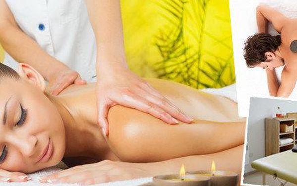 Celková masáž v délce 90 minut