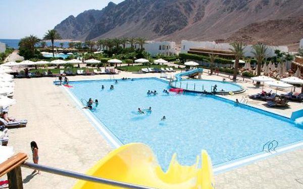 Egypt - Last minute se slevou 59%: Hotel Happy-Life-Village na 8 dní v termínu 23.07.2015 jen za 9990 Kč.