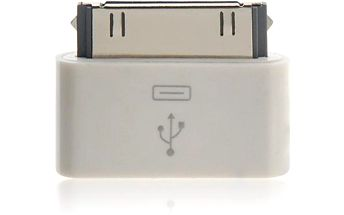 Redukce 30Pin Port na Micro USB - iPhone, iPod, iPad